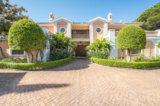 18 bedroom villa in marbella golden mile, marbella