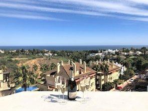 3 bedroom penthouse in marbella golden mile, marbella