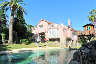7 bedroom villa in costa del sol, marbella