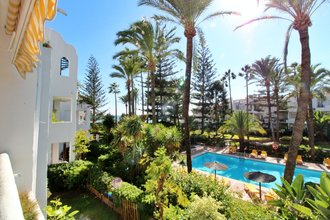 2 bedroom apartment in san pedro playa, san pedro alcantara