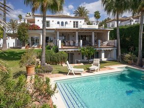 5 bedroom villa in nueva andalucia, marbella
