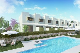 3 bedroom townhouse in costa del sol, alhaurin de la torre