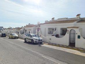 3 bedroom townhouse in carvajal, fuengirola