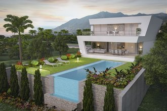 3 bedroom villa in la cala de mijas, mijas