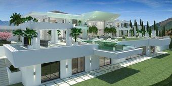 10 bedroom villa in la zagaleta, benahavis