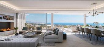 3 bedroom apartment in costa del sol, benahavis