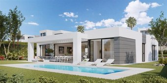 3 bedroom villa in cabopino, marbella