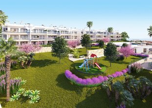 3 bedroom apartment in costa del sol, manilva