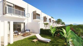 4 bedroom townhouse in costa del sol, casares