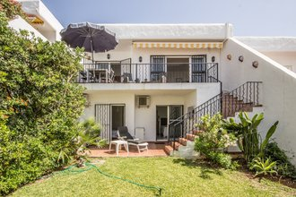 2 bedroom townhouse in cabopino, marbella
