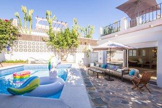 3 bedroom villa in costabella, marbella