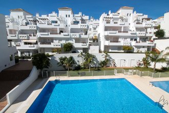 2 bedroom penthouse in costa del sol, estepona