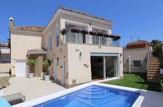 3 bedroom villa in costa del sol, san pedro alcantara