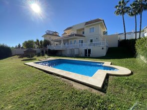 5 bedroom villa in calahonda, mijas