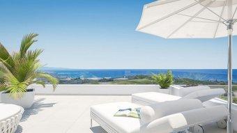 3 bedroom apartment in costa del sol, casares