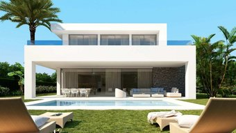 4 bedroom villa in rio real, marbella