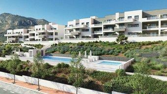 2 bedroom apartment in costa del sol, benalmadena