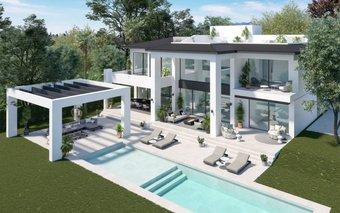 4 bedroom villa in cortijo blanco, san pedro alcantara