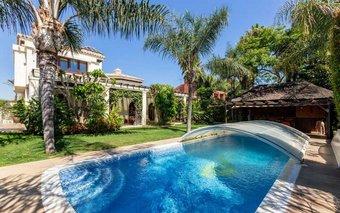 6 bedroom villa in costa del sol, san pedro alcantara