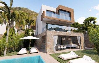 3 bedroom villa in mijas pueblo, mijas