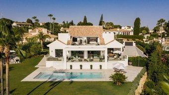 6 bedroom villa in elviria, marbella
