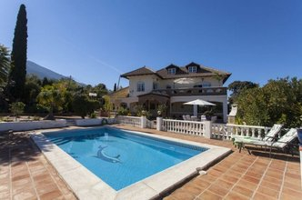 3 bedroom villa in costa del sol, alhaurin el grande