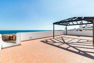 2 bedroom penthouse in costa del sol, casares