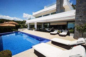5 bedroom villa in nagueles, marbella