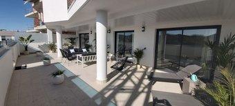 3 bedroom penthouse in las lagunas de mijas, mijas