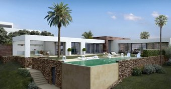 4 bedroom villa in los monteros, marbella