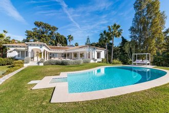 7 bedroom villa in las chapas, marbella
