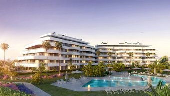2 bedroom penthouse in costa del sol, torremolinos