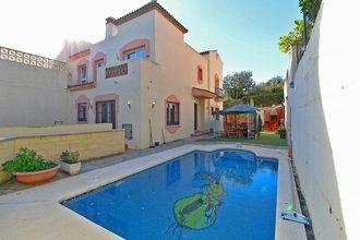 5 bedroom villa in las chapas, marbella