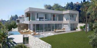3 bedroom villa in el rosario, marbella