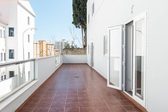 2 bedroom apartment in playamar, torremolinos