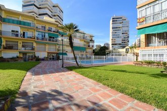 apartment in playamar, torremolinos