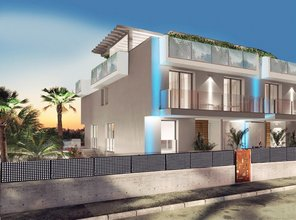4 bedroom townhouse in los boliches, fuengirola