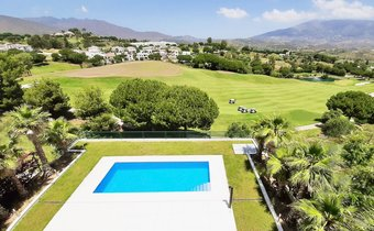6 bedroom villa in la cala golf, mijas