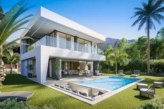 3 bedroom villa in costa del sol, manilva