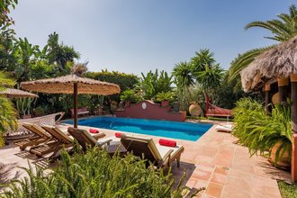 7 bedroom villa in el rosario, marbella