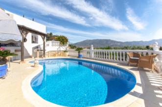 3 bedroom villa in cerros del aguila, mijas