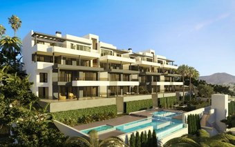 apartment in costa del sol, estepona