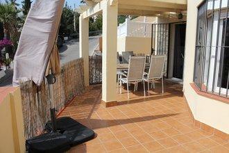 3 bedroom townhouse in costa del sol, fuengirola