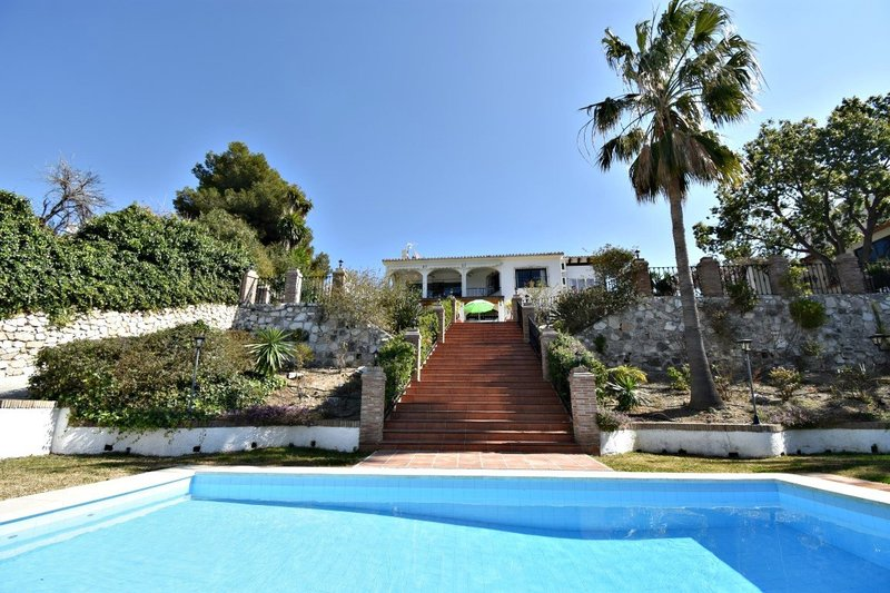 Villa with Mountain Views for sale in Mijas Pueblo - M272531