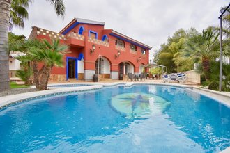 5 bedroom country-house in costa del sol, alhaurin el grande