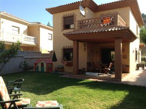 4 bedroom villa in costa del sol, torremolinos