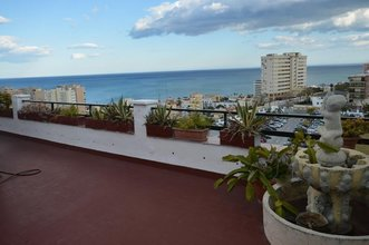 4 bedroom penthouse in costa del sol, torremolinos