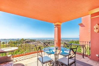 Apartment with Sea Views for sale in Monte Halcones
