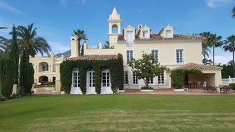 8 bedroom villa in nueva andalucia, marbella