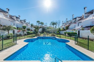 Townhouse for sale in Los Naranjos de Marbella within Walking Distance to Amenities